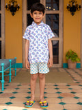 Appu Organic Cotton Shirt - Pinklay