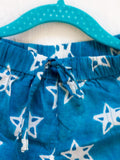 Midnight Star Organic Cotton Shorts Kids Clothing