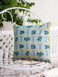 Natsu Cotton Cushion Cover - 16 Inch Cushions