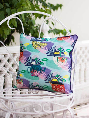 Haru Cotton Cushion Cover - 16 Inch Cushions