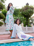 Jaipur Hand Block Print Cotton Bath Robe