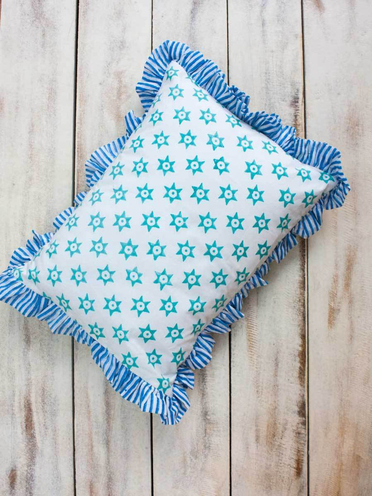 Sitara Organic Cotton Infant Pillow New Kids Collection