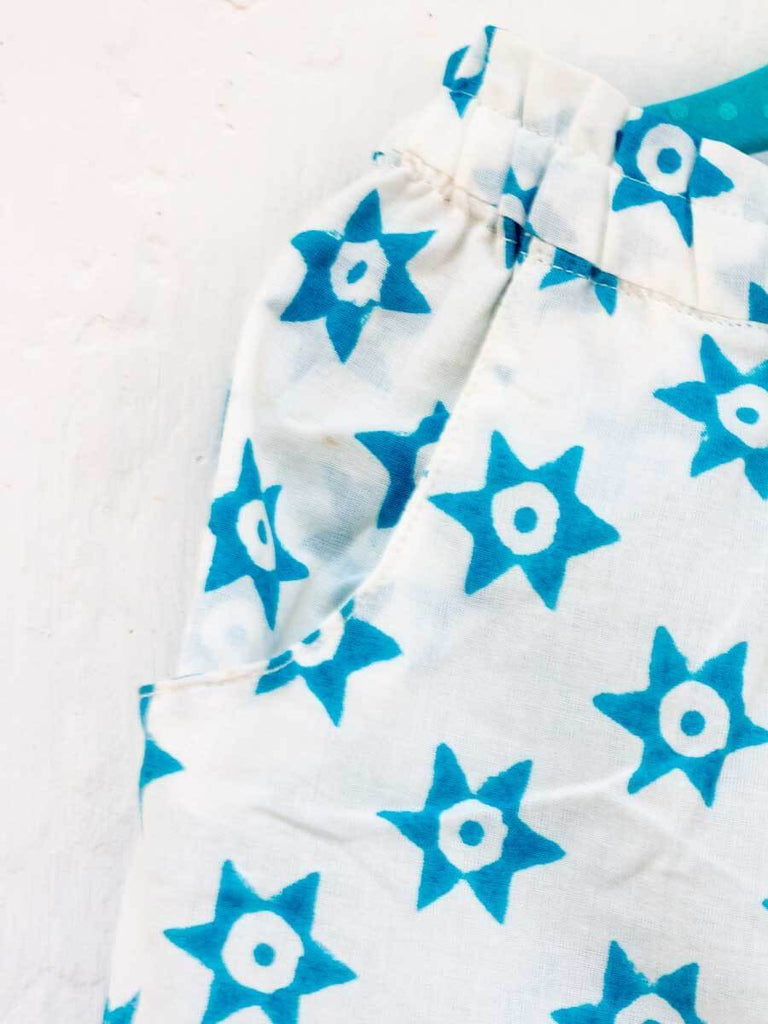 Starry Night Organic Cotton Comfort Pants Kids Clothing