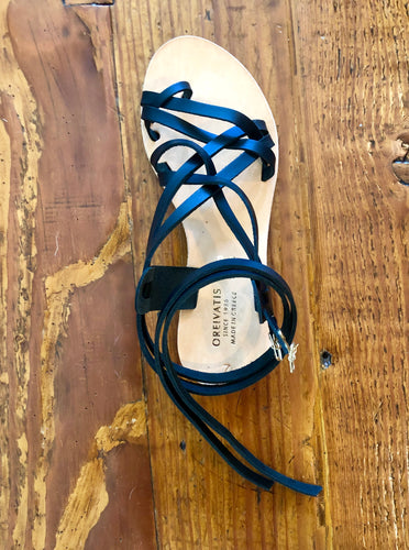 Original Handmade Ancient Greek Sandals - Strappy
