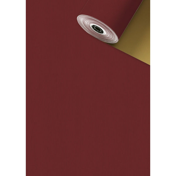 Counter Roll 250m Uni Duplo Dark Red/Gold