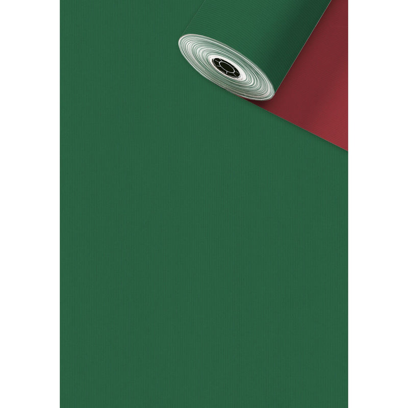 Counter Roll 250m Uni Duplo Green/Red