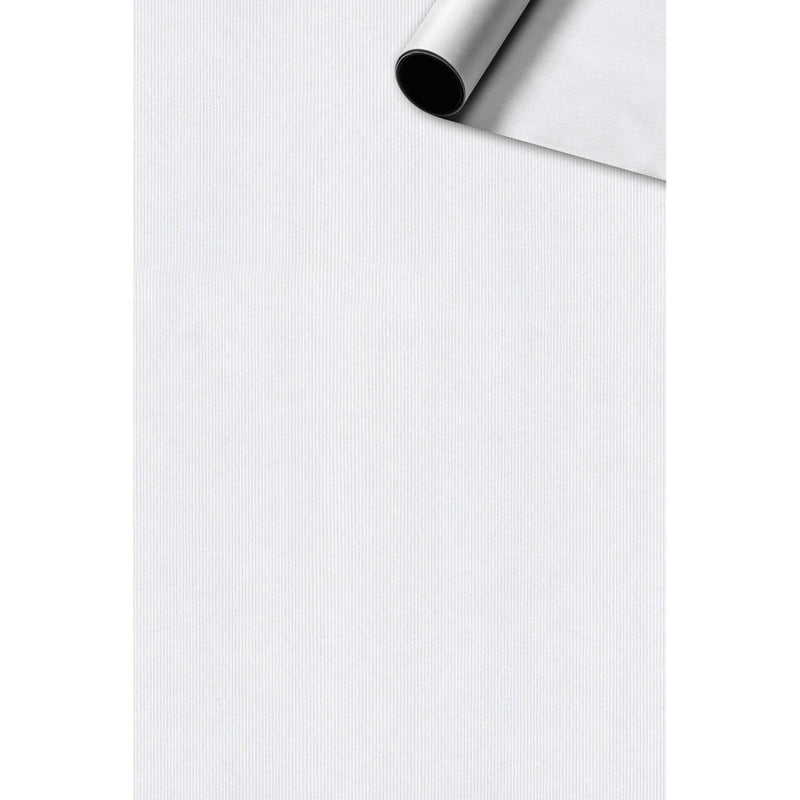 Roll Wrap 0.7x10m White Kraft Paper