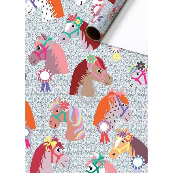 Roll Wrap Assortment 0.7x2m Ponylove Girls (Doris)