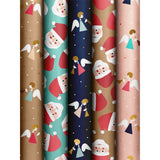 Roll Wrap Assortment 0.7x1.5m Young Edition (Salome & Luigi)