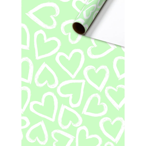 Roll Wrap 0.7x2m Iona Mint