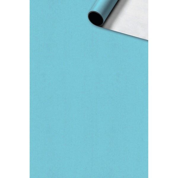 Roll Wrap 0.7x2m Uni Basic Light Blue