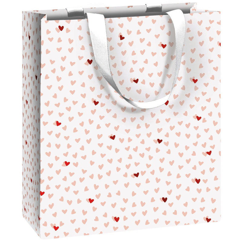 Gift Bags 18x8x21cm Charlie Red
