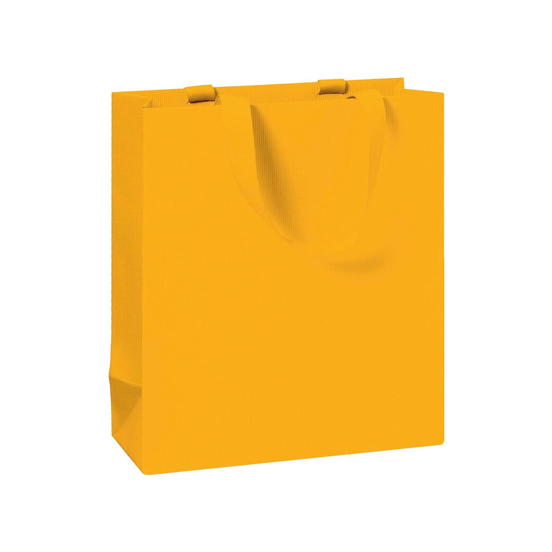 Plain Colour Small Gift Bags 18x8x21cm