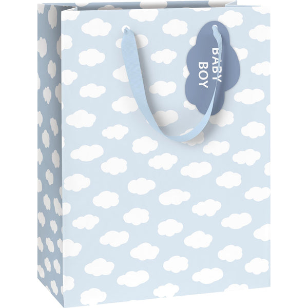 Gift Bags 25x13x33cm Mimmi & Millow Blue
