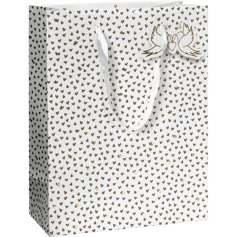 Gift Bags 25x13x33cm Charlie White