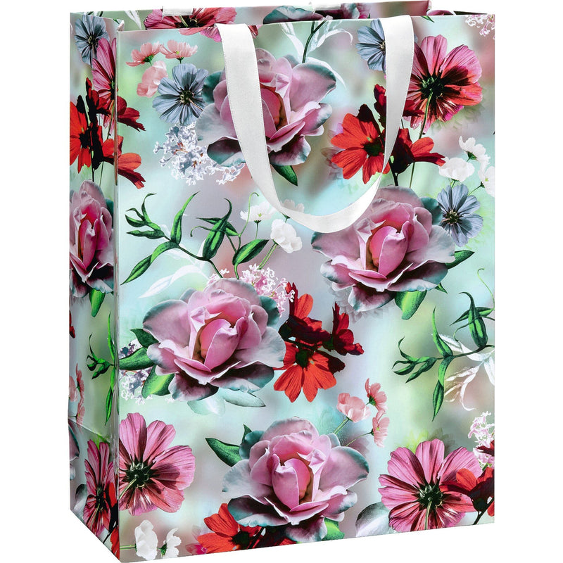 Gift Bags 25x13x33cm Fay Flowers