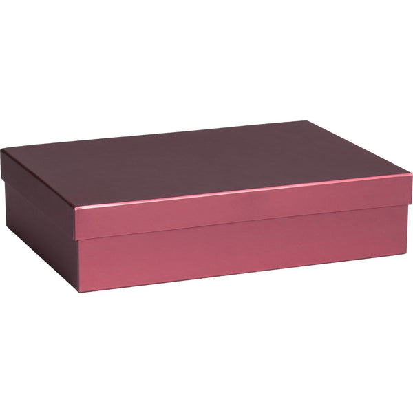 Gift Boxes A4 Sensual Colour Pink