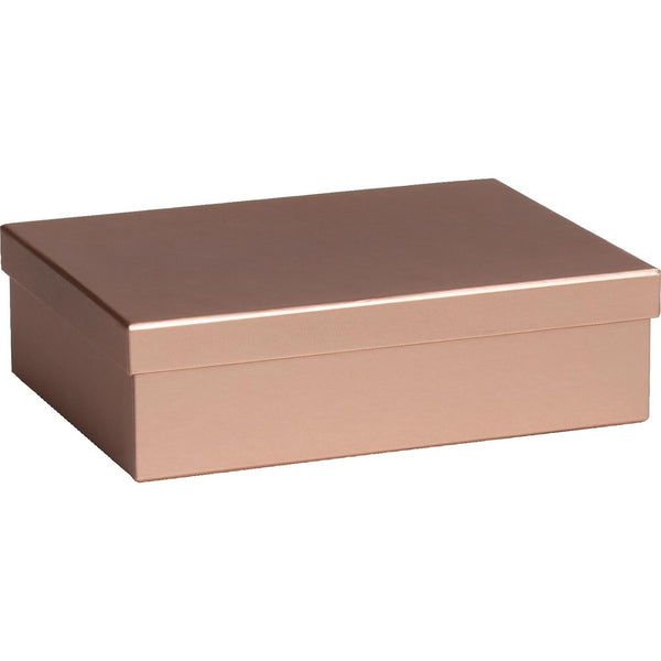 Gift Boxes A5 Sensual Colour Gold