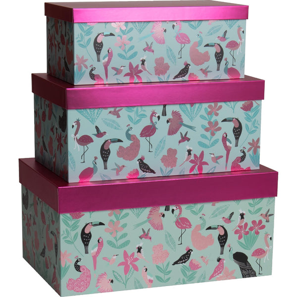 Gift Boxes 3 Part Set Kaena