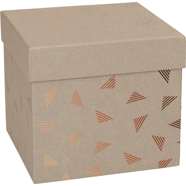 Gift Boxes 13.5x13.5x12.5cm Join Graphic Cube