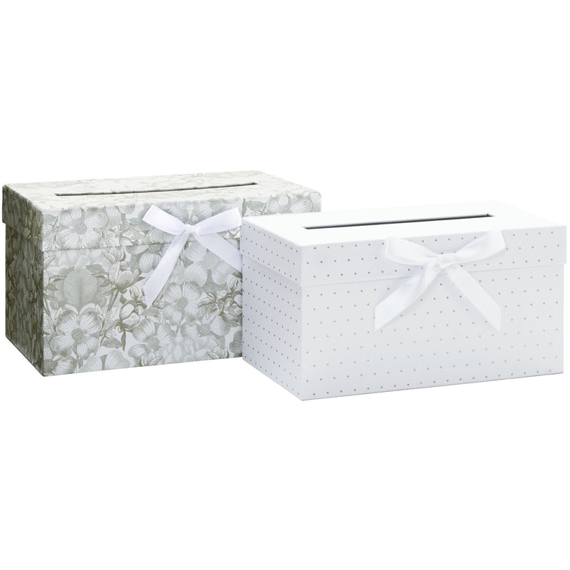 Gift Boxes 2 Part Set (Pearl)