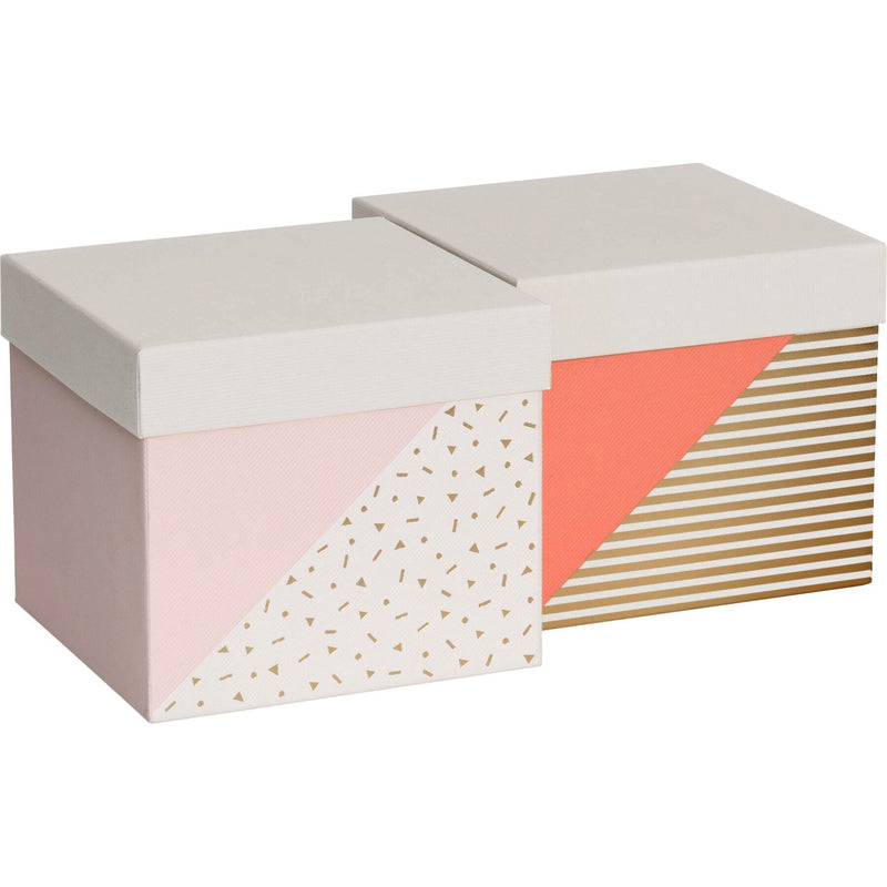 Gift Boxes 6 Part Set CUBE Join