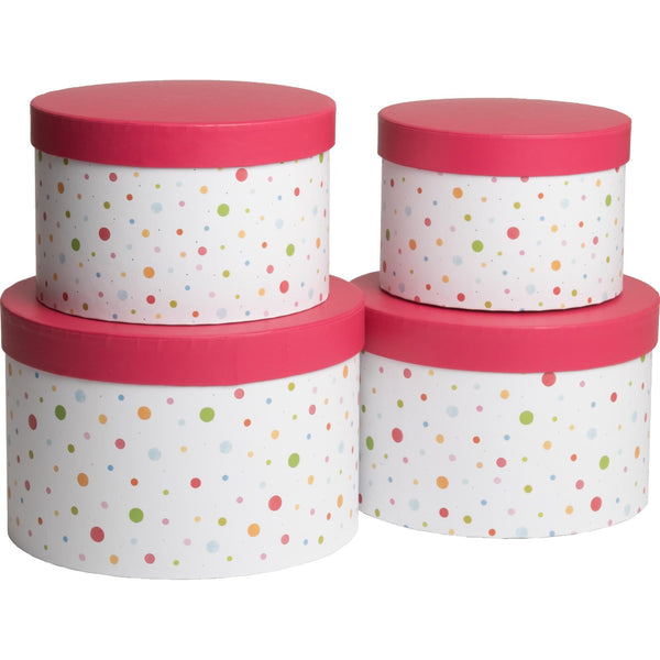 Gift Boxes 4 Part Set Elenor