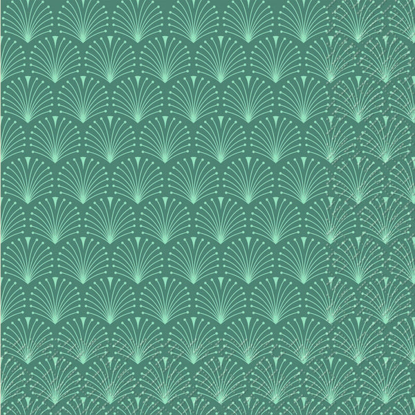 Napkins 33x33cm Arion Green