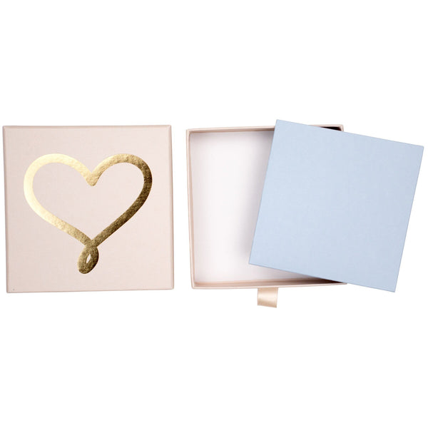 Message Gift Boxes 10.5x10.5cm Roula