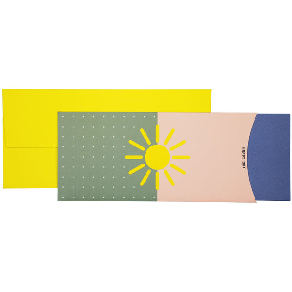 Voucher Packs 11x23cm Sunny (Function)