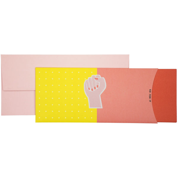 Voucher Packs 11x23cm Kendra (Function)