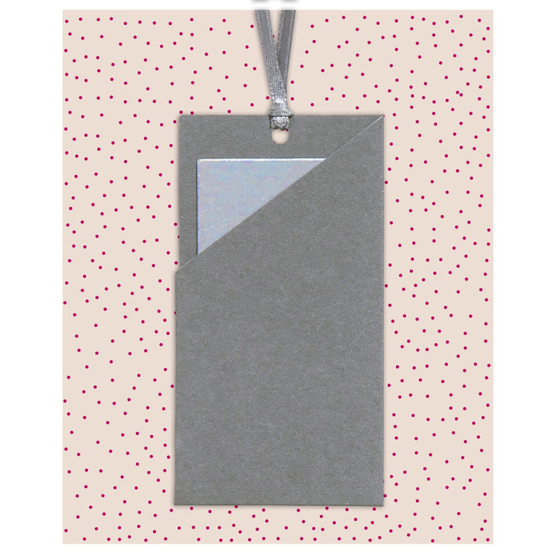 Gift Tag Set 10.5x13cm Poppy (Patterns)