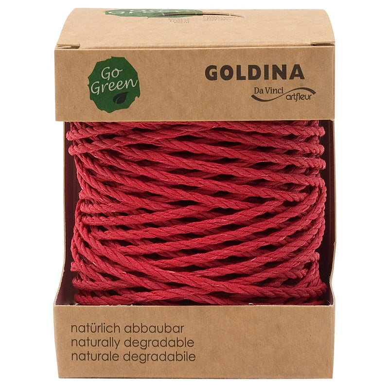 Nature Look Cord Spool (GOG) 3mm x 30m