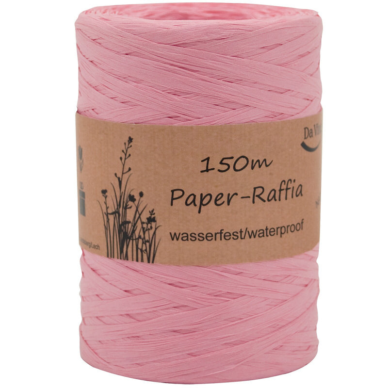 Raffia Ribbon Spool (GOG) 7mm x 150m
