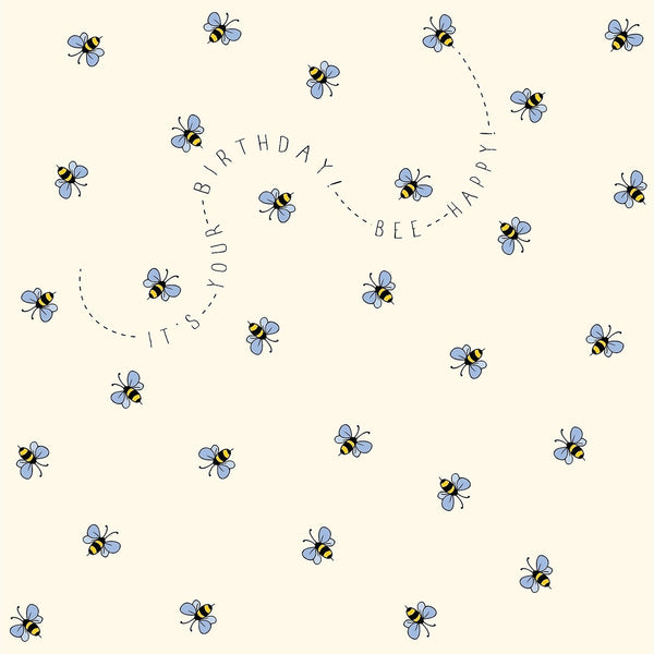 Ella Bella Rose - Bumble Bee 145mm x 145mm (IJ)