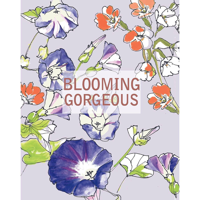 Liz & Pip - Blooming Gorgeous 120x150mm (Fiore)