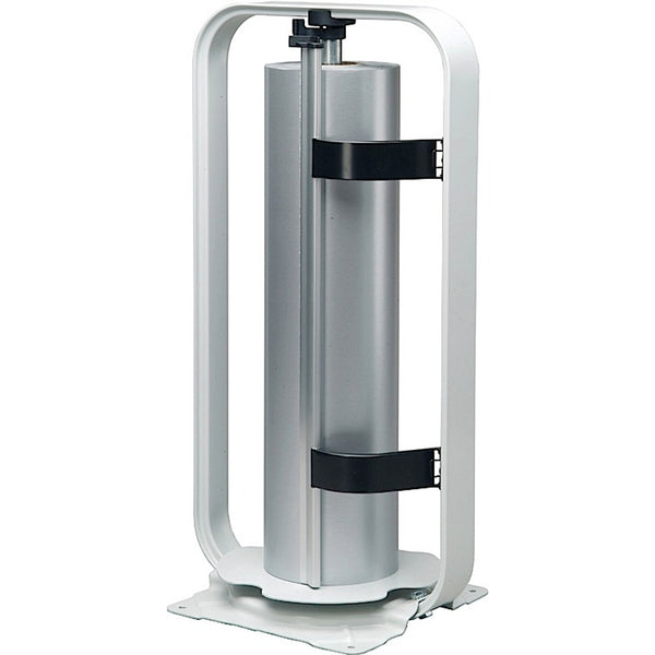 Counter Roll Vertical Dispenser Grey