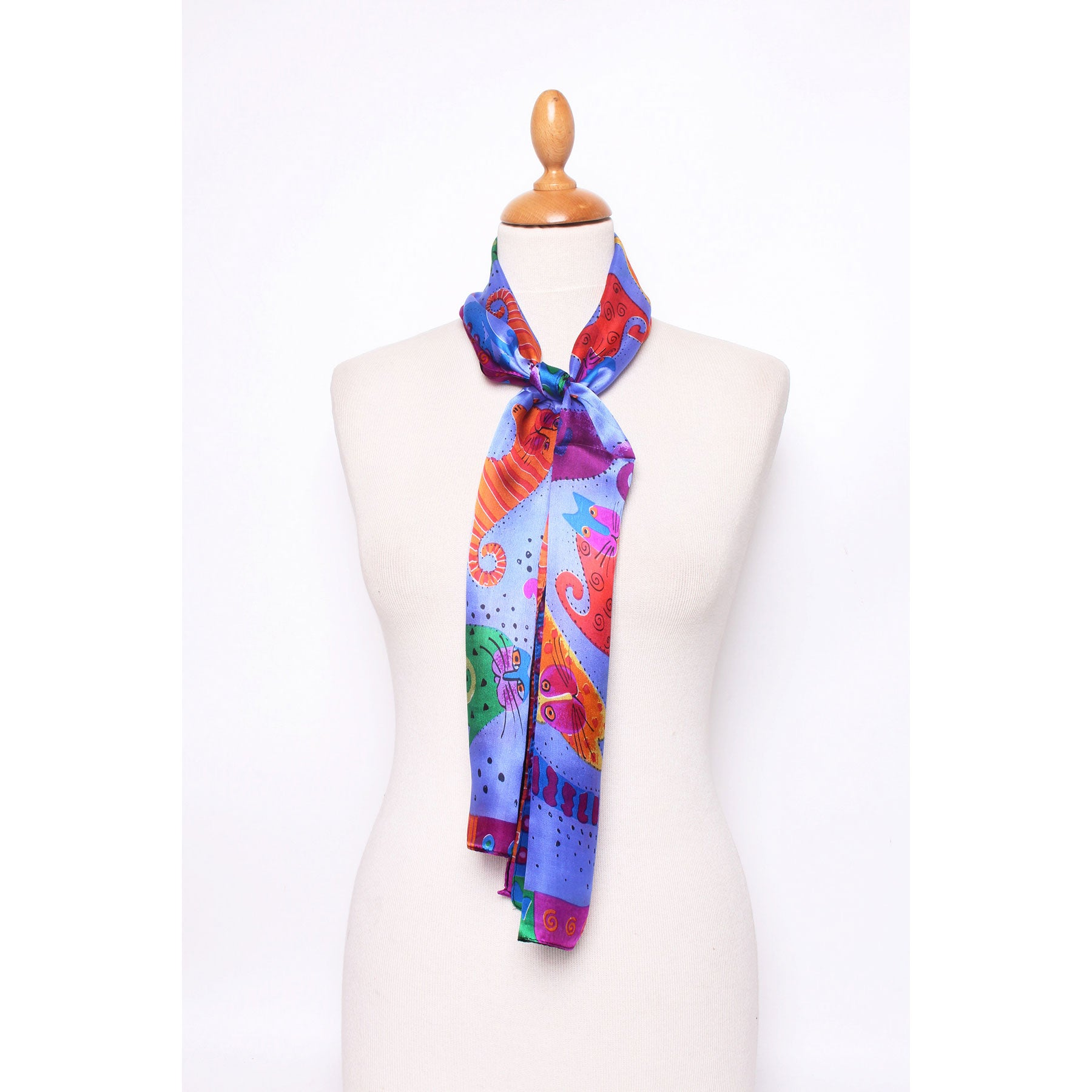 Twilly Silk Scarf