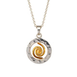 Spiral of Life Pendant - Small version - Doyle Design Dublin