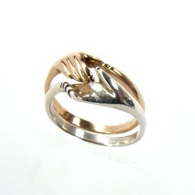 handmade ring made in dublin ireland
