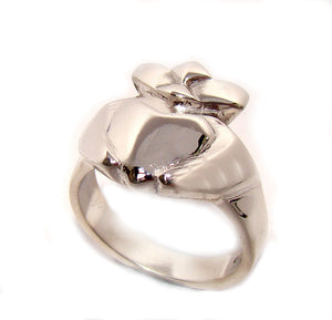 claddagh ring designed by Doyle Design