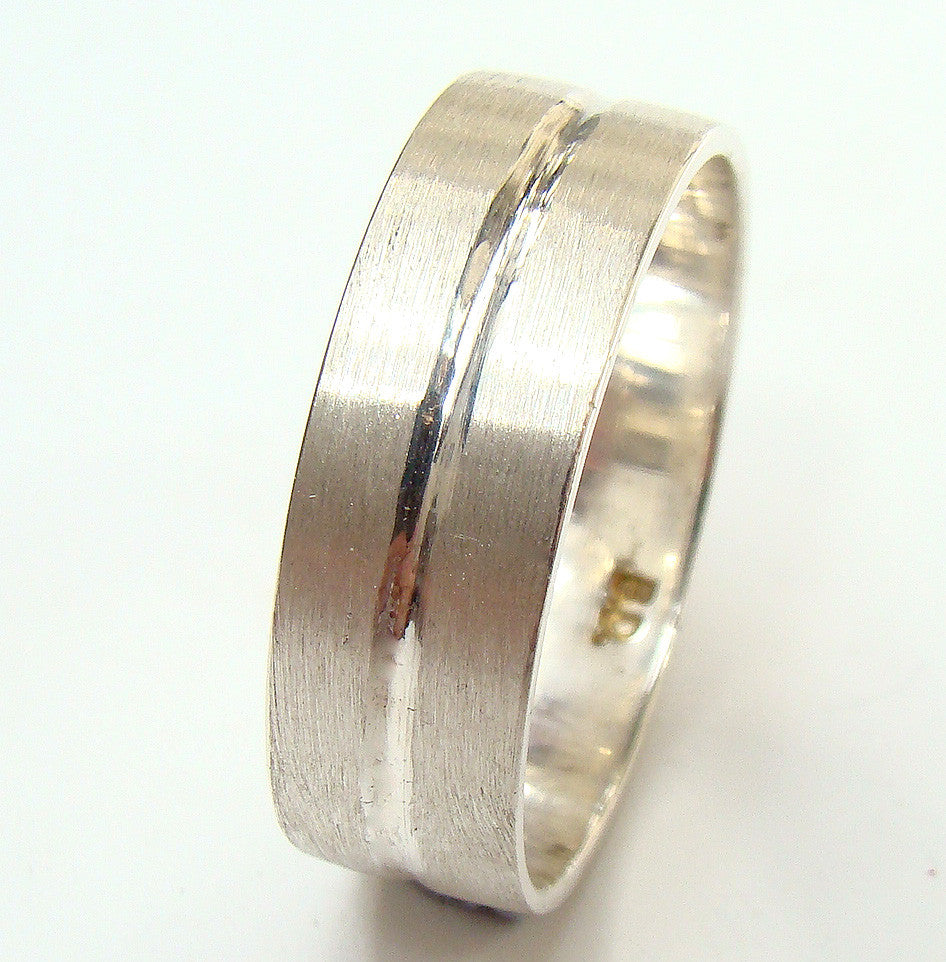 Gents wedding ring