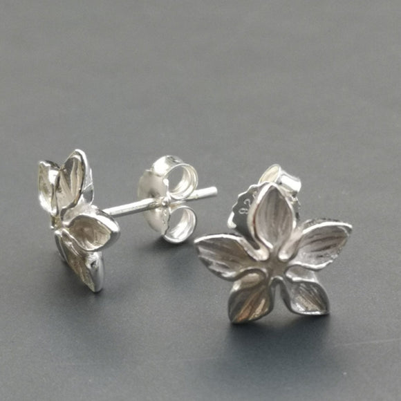 Flower Stud Earrings - Doyle Design Dublin
