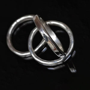 Stackers- set of 3 stacking rings