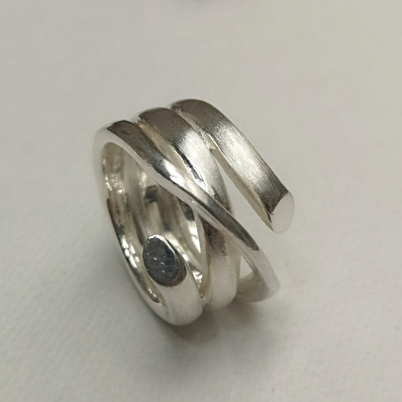 Wrap Ring - Doyle Design Dublin