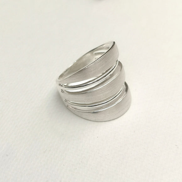 Spaced Ring - Doyle Design Dublin