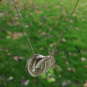 Circles of Love Pendant - Doyle Design Dublin