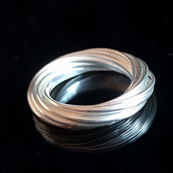 Slinky Ring - Doyle Design Dublin