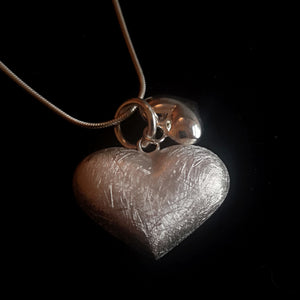 Whole Lotta Heart Pendant - Doyle Design Dublin