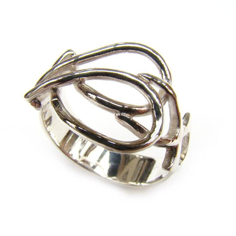 Irish desiged ring by Doyle Design Dublin